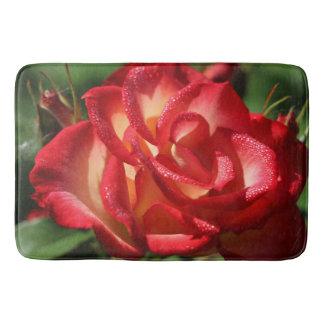 Bath Mat/Red Rose Bath Mat