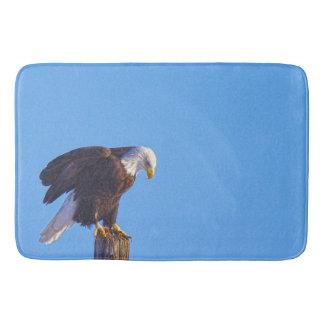 Bath Mat Western Eagle Wildlife