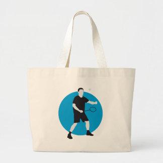 bath min tone large tote bag