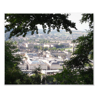 Bath, Somerset, UK Photo Print