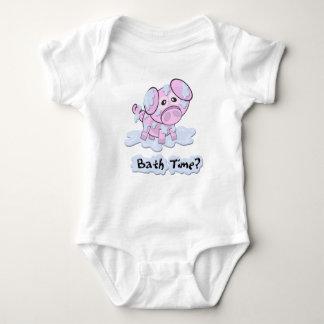 Bath Time? Baby Bodysuit