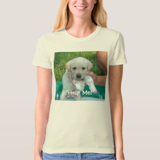 """Bath Time For Charlie!"" T-Shirt"