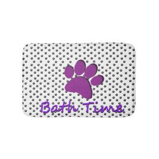 Bath time Pet mat