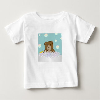 Bath Time Teddy Shirt
