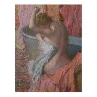 Bather Postcard