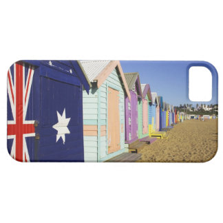Bathing Boxes, Middle Brighton Beach, Port iPhone 5 Case