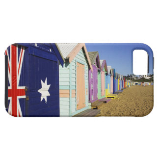 Bathing Boxes, Middle Brighton Beach, Port iPhone 5 Cover