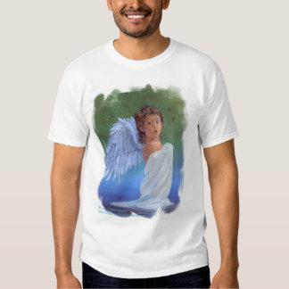 Bathing Cherub T-shirts