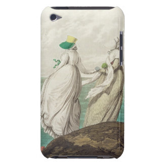 Bathing Place, from 'Gallery of Fashion', 1797 (co iPod Case-Mate Case