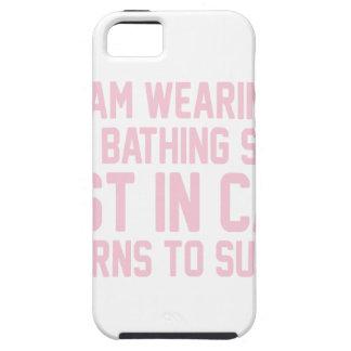 Bathing Suit iPhone 5 Cases