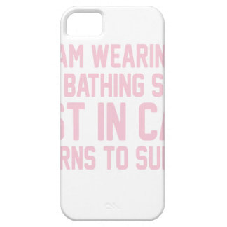 Bathing Suit iPhone 5 Covers