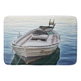 Bathmat Lake boat