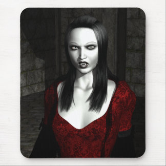Bathory Gothic Art Mousepad