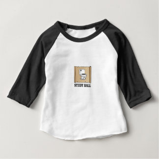 bathroom study hall baby T-Shirt
