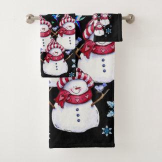Bathroom Towel Sets Christmas