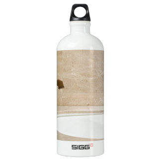 Bathtub faucet SIGG traveler 1.0L water bottle