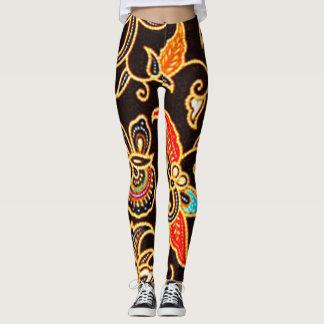 batik ameng leggings