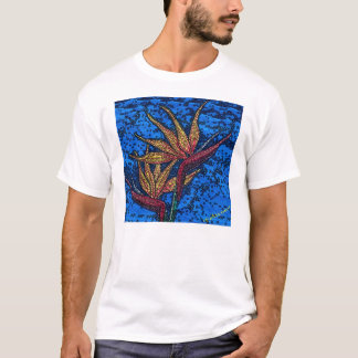 Batik Bird Of Paradise  T-Shirt