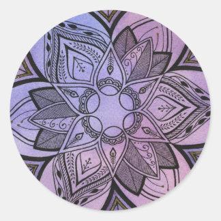 Batik Design Stickers