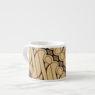 Batik Espresso Mug