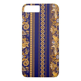 Batik Ethnic Pattern 3 iPhone 7 Plus Case