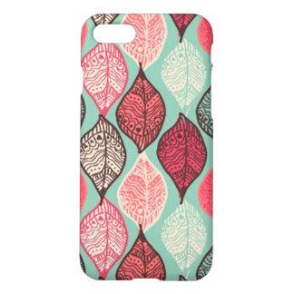 Batik Indonesia Leaf Iphone Case Matte Finish