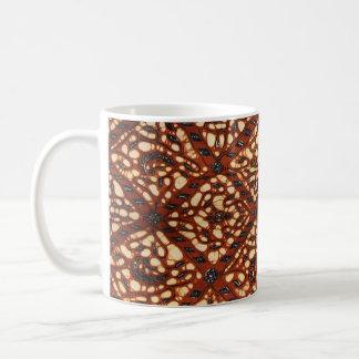 batik laras 04 coffee mug