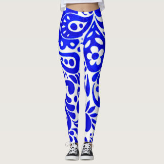 batik mega leggings