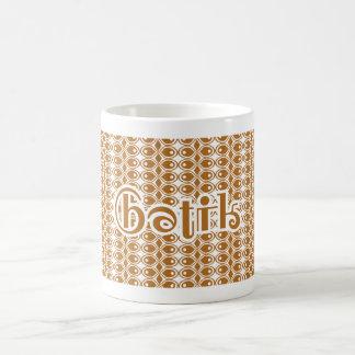 batik mug