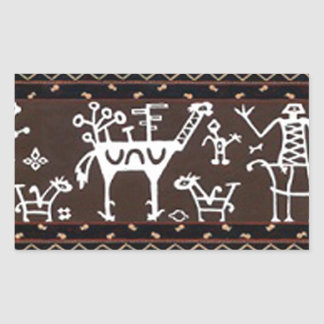 batik no.18 collection stickers