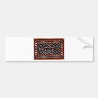 batik no.20 collection bumper sticker