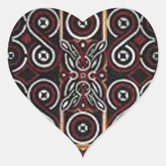 batik no.20 collection sticker