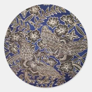 batik no.21 collection stickers