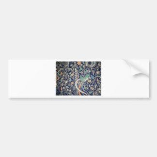 batik no.22 collection bumper sticker