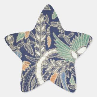 batik no.22 collection stickers