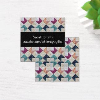 Batik Quilt Business Cards