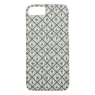 Batik Sido Luhur Authentic Classic Pattern iPhone 8/7 Case