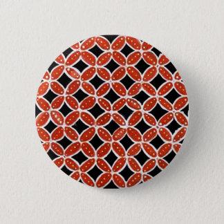 batik siti 02 2 inch round button