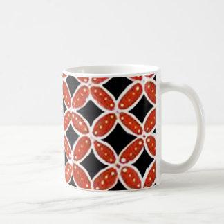 batik siti 04 coffee mug