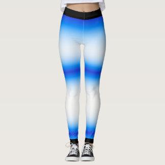 Batik Tie Dye Effect Leggings