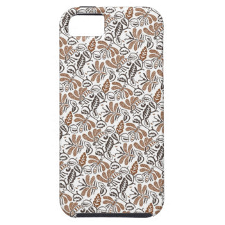 Batik Walang White Pattern (Java Pattern) iPhone 5 Cases