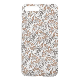 Batik Walang White Pattern (Java Pattern) iPhone 8 Plus/7 Plus Case