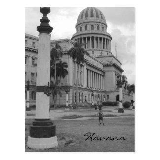 bâtiment de capitolio d EL Carte Postale