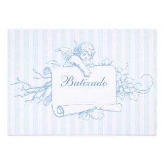 Batizado Personalized Invite