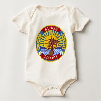 Batken_coa Baby Bodysuit