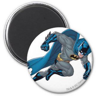 Batman 4 2 inch round magnet