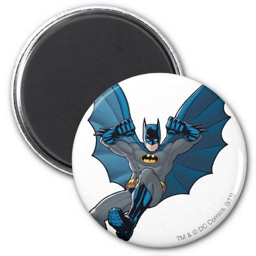 Batman 5 fridge magnet