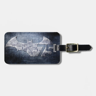 Batman 75 - Street Comics Luggage Tag