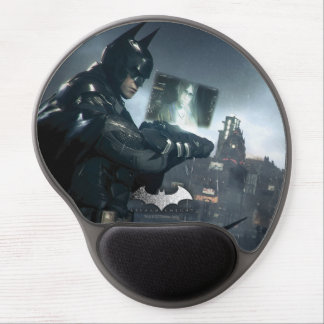 Batman And Oracle Gel Mouse Pad