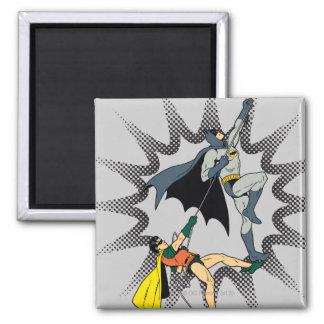 Batman And Robin Climb Magnet